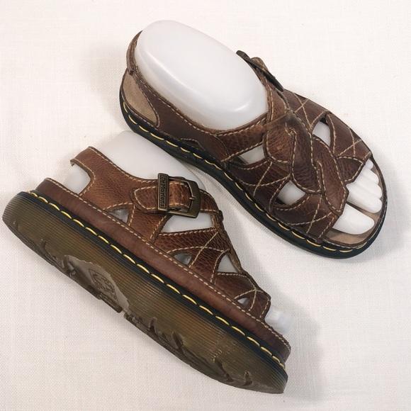 cbed5823846e Dr. Martens Shoes - Dr Martens Sandal leather EU 37 Womens 6 brown